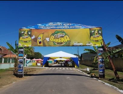 Mais de 30 mil pessoas são esperadas para a 5ª edição do Festival da Banana em Rodrigues Alves (AC) - Notícias - Plantão Diário