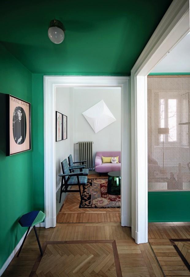 Saiba quais cores usar para deixar a casa aconchegante (Foto: Carola Ripamonti)