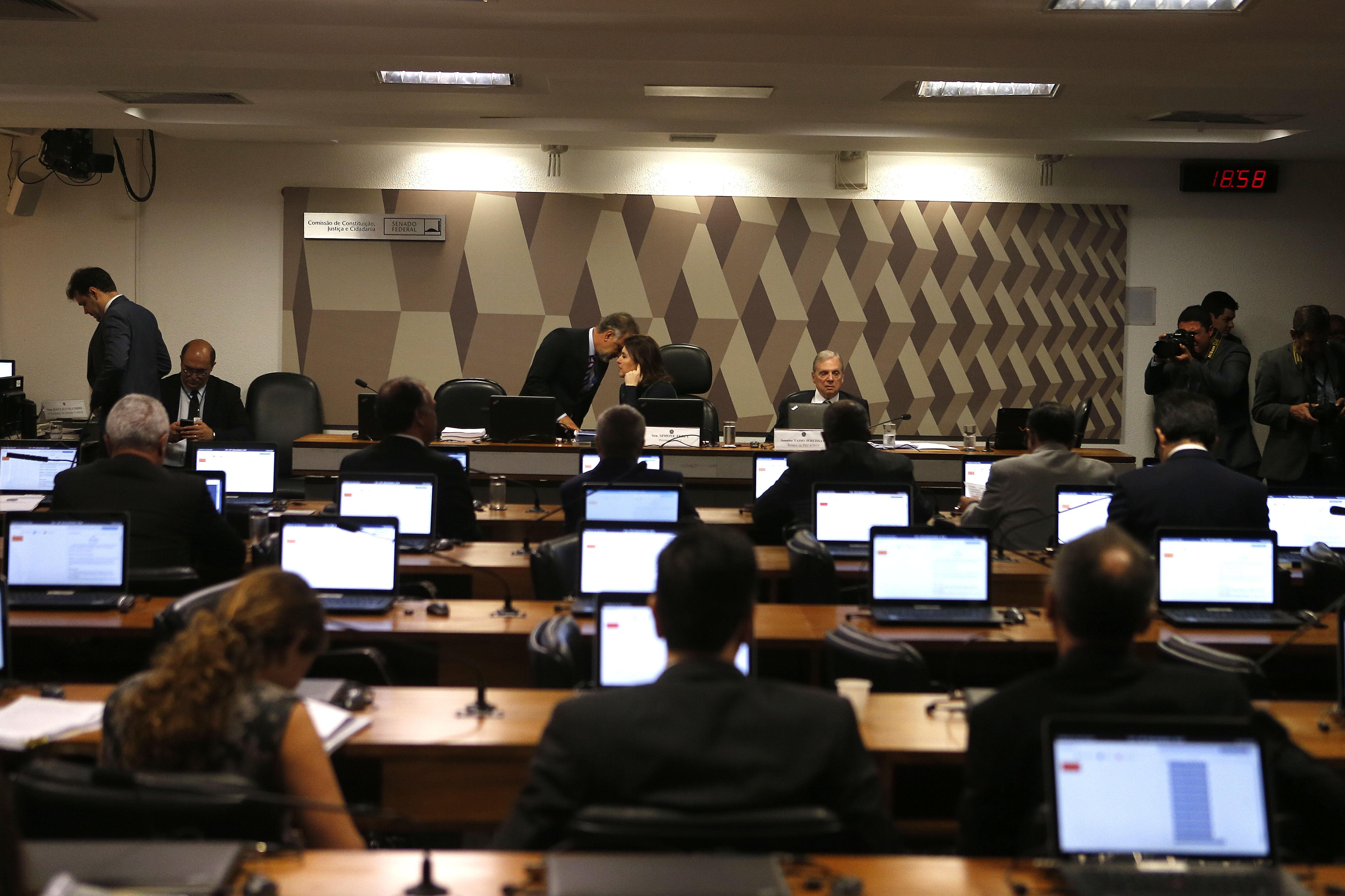 Plenário da CCJ