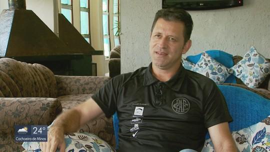 Rogério Henrique lembra início da carreira e se emociona ao falar do acesso com o Pouso Alegre