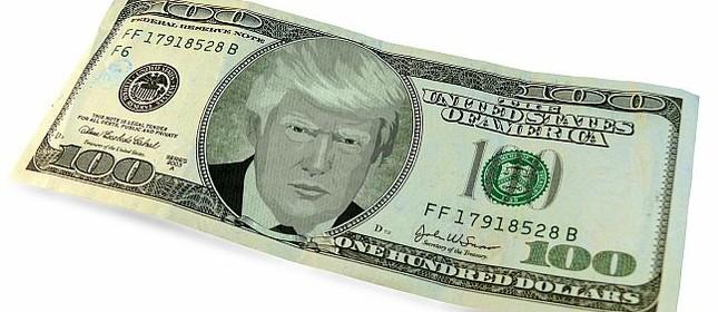 Dólar, Donald Trump, economia americana, Estados Unidos (Foto: Pixabay)