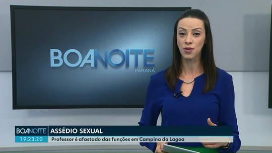 Professor é afastado após denúncias de assédio sexual a alunas e professoras, em Campina da Lagoa