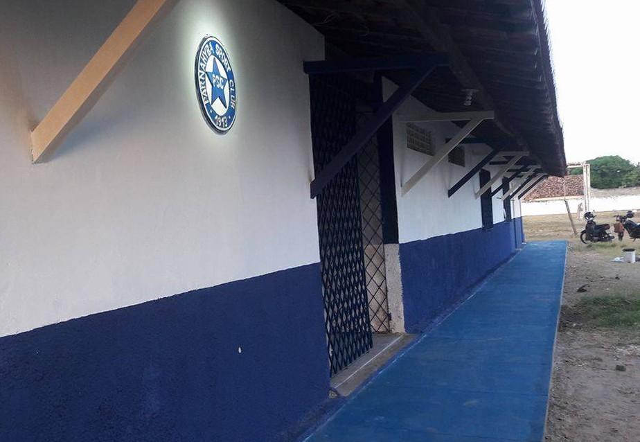 Nova casa: Parnahyba reforma CT e constrói sala de imprensa e loja; veja