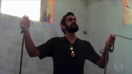 Minidocs Paratyé: Conheça a história de Felipe Santeiro