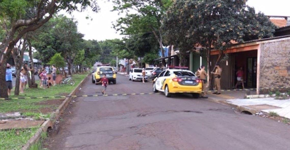 Comerciante é morto a tiros dentro de loja, em Foz do Iguaçu
