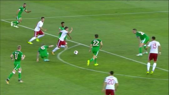 Sérvia vence e vai à liderança com empate da Irlanda; Islândia tropeça na Finlândia