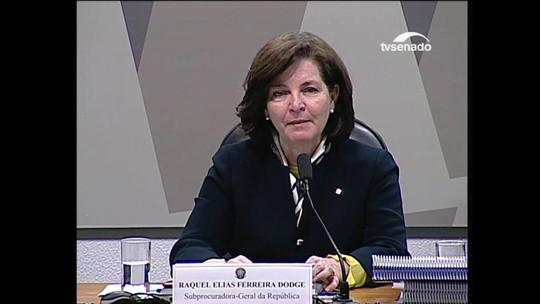 Procuradora-geral Raquel Dodge contesta candidatura de Lula