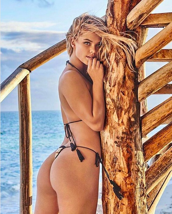 A modelo dinamarquesa Nina Agdal (Foto: Instagram)