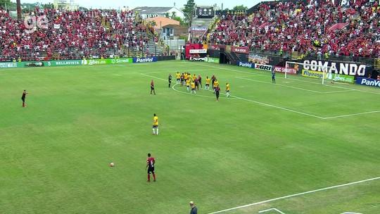 Veja os melhores momentos entre Brasil-Pel 2 x 1 Pelotas