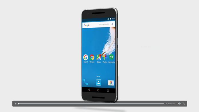 Vídeo apresenta Android sem atalho para a gaveta de apps  (Foto: Reprodução/Twitter)
