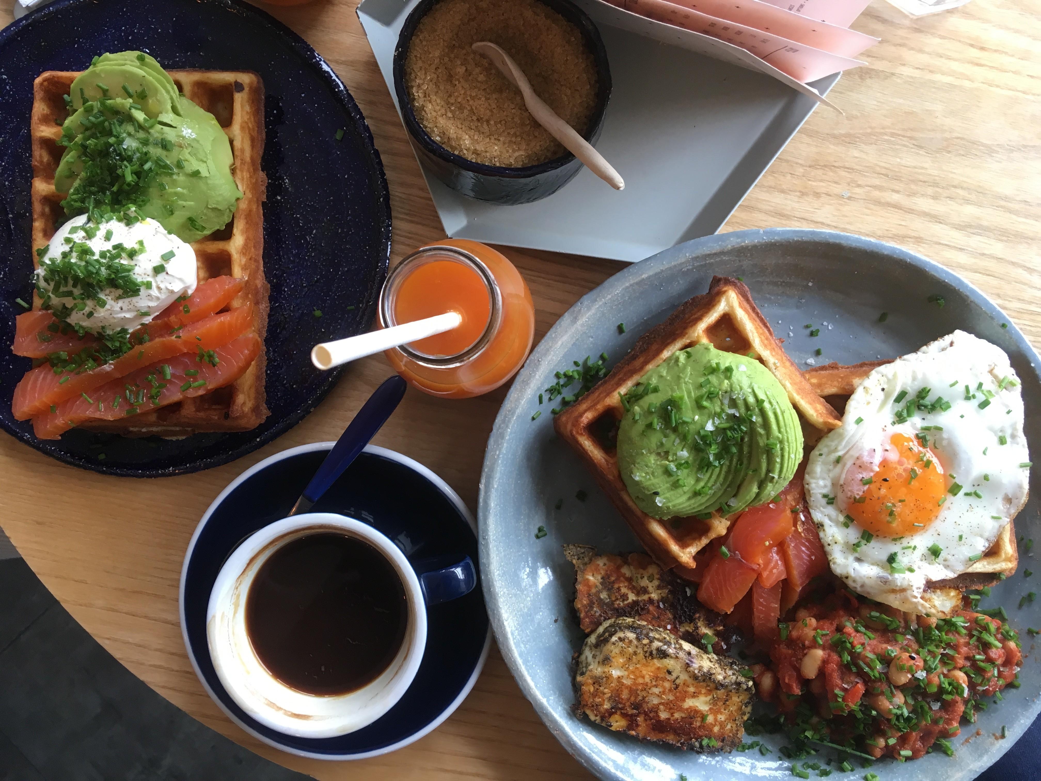 Café da manhã inglês (Foto: Larissa Januário)