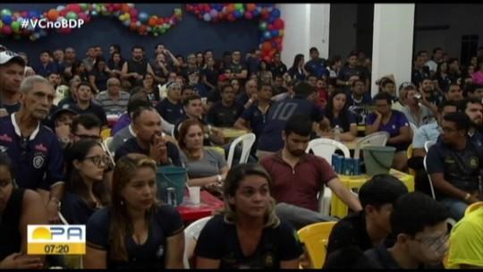 """Vacaria vê aprendizado em Serra e afirma que Leão vai se reerguer no Re-Pa: """"Não tem terra arrasada"""""""