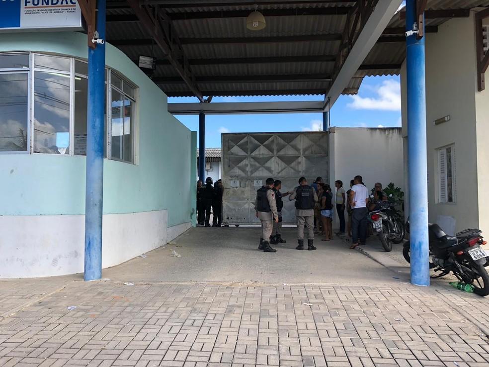 Polícia registra tumulto no Centro Socieducativo Edson Mota em João Pessoa    Paraíba   G1