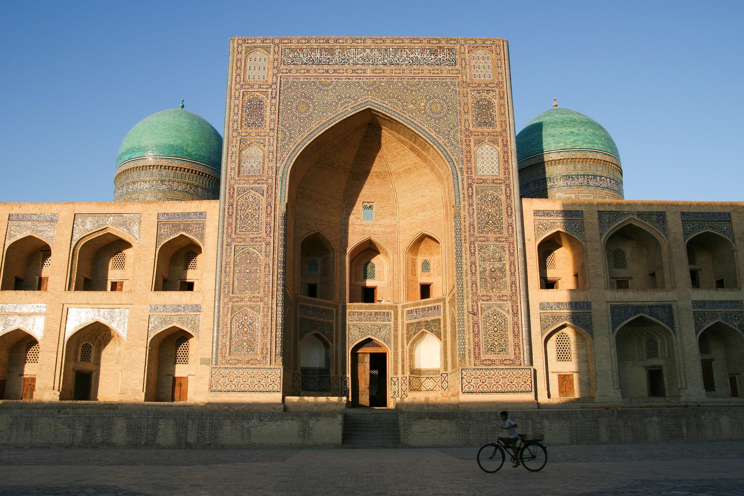 Uzbequistão (Foto: Divulgação)
