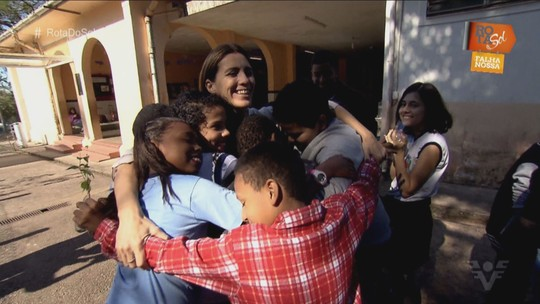 Falha Nossa: veja os bastidores do programa em Cubatão