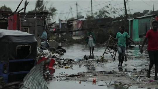 Mortos por ciclone em Moçambique e Zimbábue já passam de 180