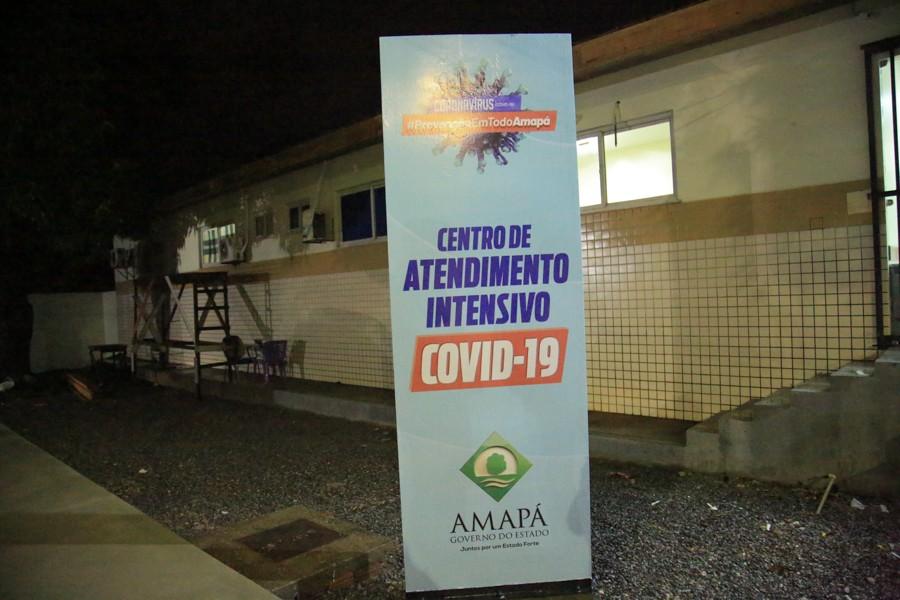 Ação do MP pede compra imediata de medicamentos a pacientes entubados por Covid-19 no AP