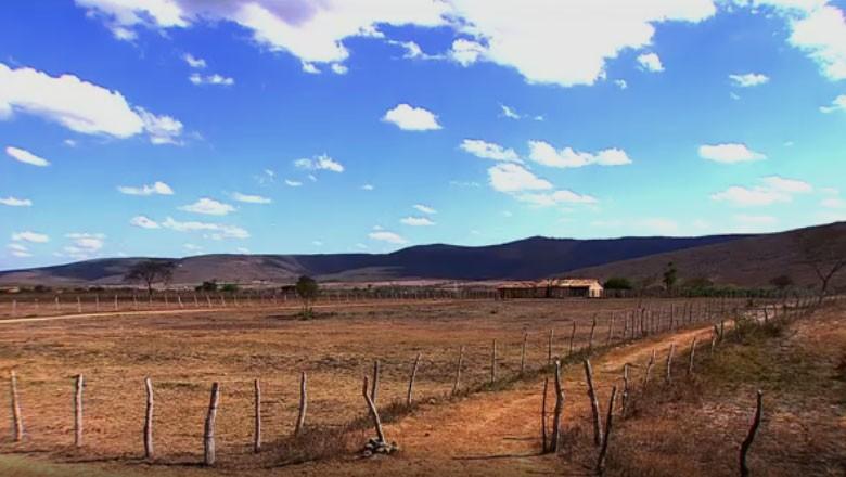 tv-estiagem-sergipe-clima-nordeste-seca-tempo-campo-rural (Foto: Reprodução)