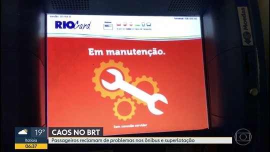 Interventor do BRT afirma que não resolverá problemas no prazo definido