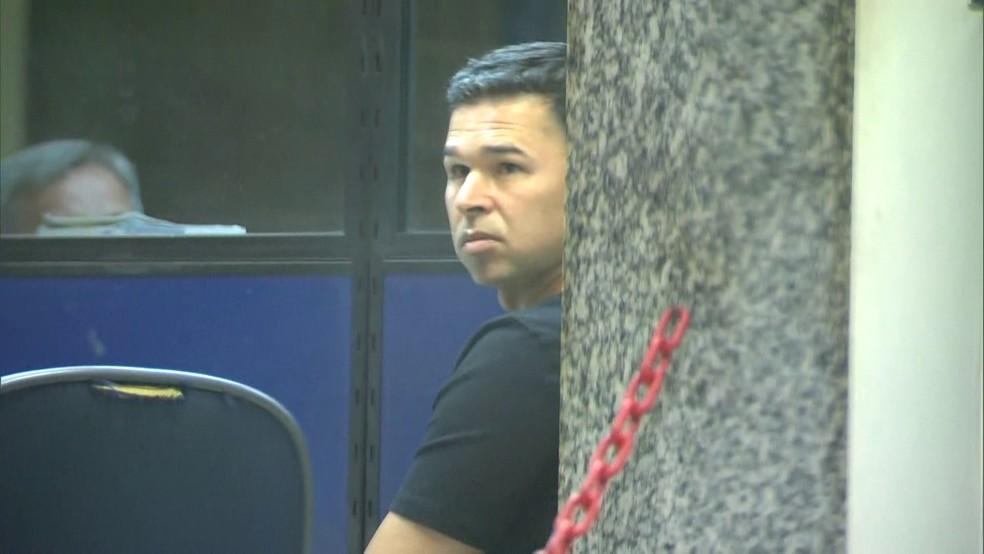 Antonio de Almeida Anaquim, motorista que invadiu o calçadão de Copacabana e deixou feridos (Foto: Reprodução/GloboNews)