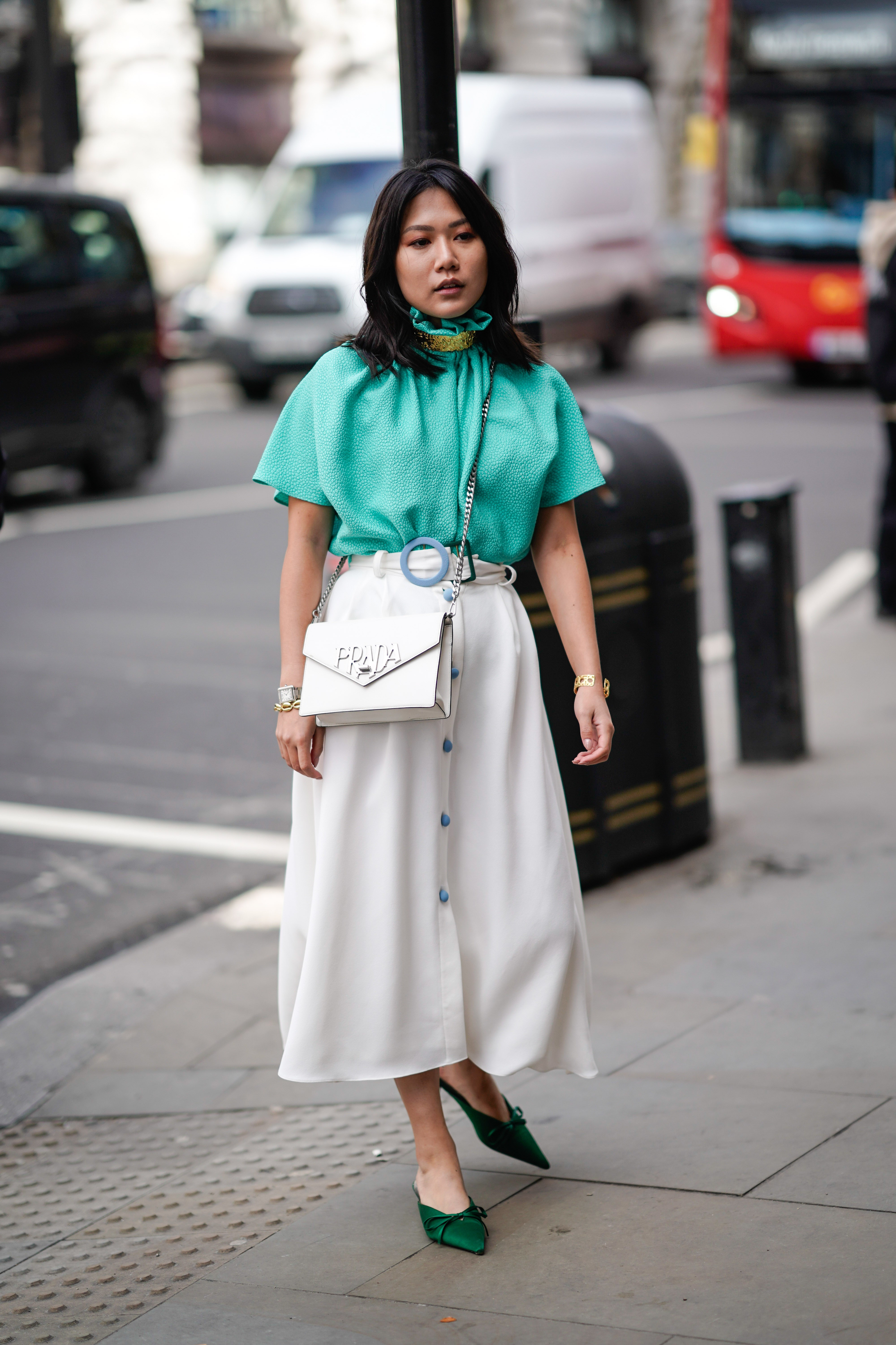 Street Style (Foto: Getty Images)