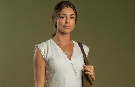 Na sexta-feira (9), Paloma aceitará a proposta de Alberto para trabalhar como sua acompanhante TV Globo