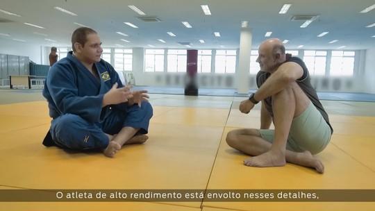 A inspiradora história de Rafael Baby até o bronze nos Jogos Rio 2016