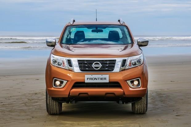 Nissan Frontier tem descontos que chegam perto dos R$ 40 mil (Foto: Divulgação)