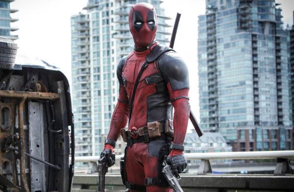 O ator Ryan Reynolds no papel do mutante Deadpool (Foto: Divulgação)