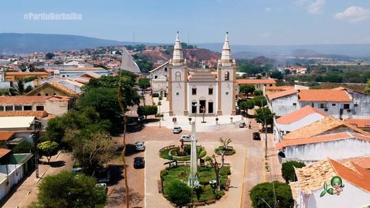 #Partiu viaja até Barbalha (Bloco 01)