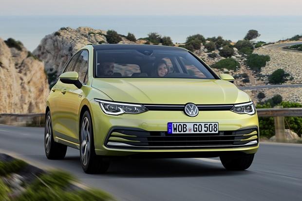 Volkswagen Golf oitava geração (Foto: Divulgação)