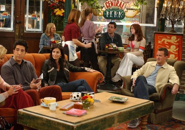 """""""Friends"""" (Foto: Reprodução)"""