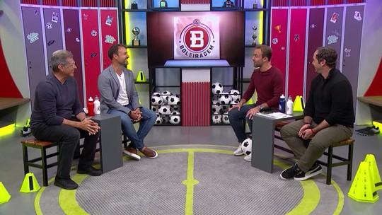 Boleiragem: Oswaldo de Oliveira relembra Fluminense de 2001 com Roger Flores e Caio Ribeiro