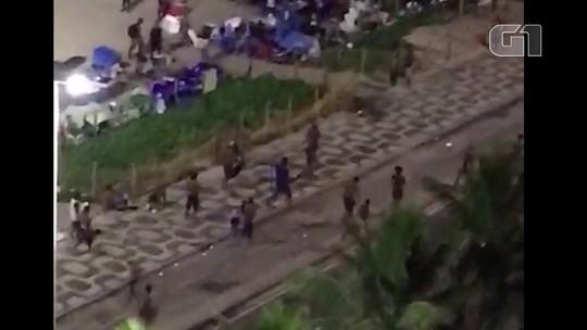 Prefeitura analisa uso de catracas em megablocos do Rio
