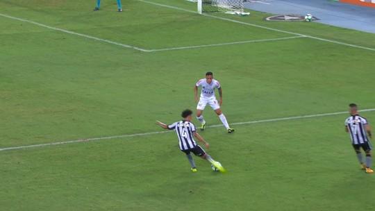 Entenda as falhas que fizeram o time reserva do Santos perder para o Botafogo