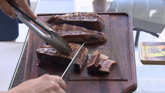 Boutique de carnes atrai clientes que amam fazer churrasco