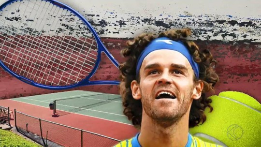 Professor Olímpico: tênis, o esporte solitário e de pontuação diferente