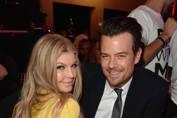 Fergie e Josh Duhamel - juntos desde 2009 - 1 filho (Foto: Getty Images)