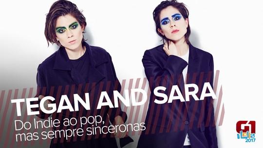Tegan e Sara: como duas irmãs gêmeas se dividem entre o indie, o pop e a causa LGBT