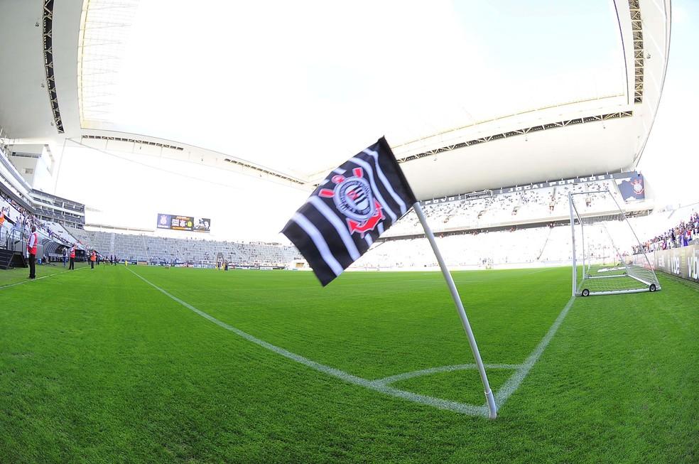 Arena Corinthians: uma conta de difícil solução para o clube (Foto: Marcos Ribolli)