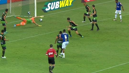Com Givanildo no comando, América-MG tem retrospecto favorável diante do Cruzeiro