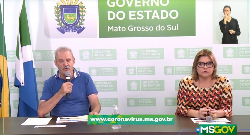 Casos de coronavírus sobem para 65 em Mato Grosso do Sul; três confirmados nas últimas 24 h