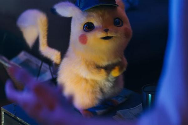 Cena de Detective Pikachu (Foto: reprodução)