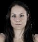 Lutador desafiante Nina Ansaroff