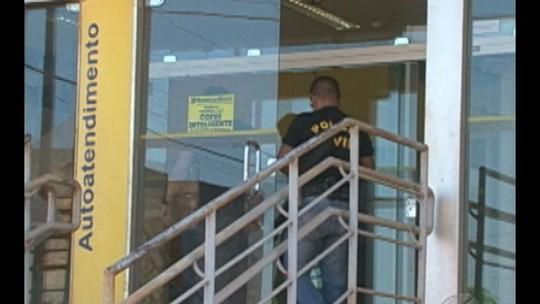 Polícia analisa imagens de segurança para identificar bandidos que explodiram banco em Medicilândia