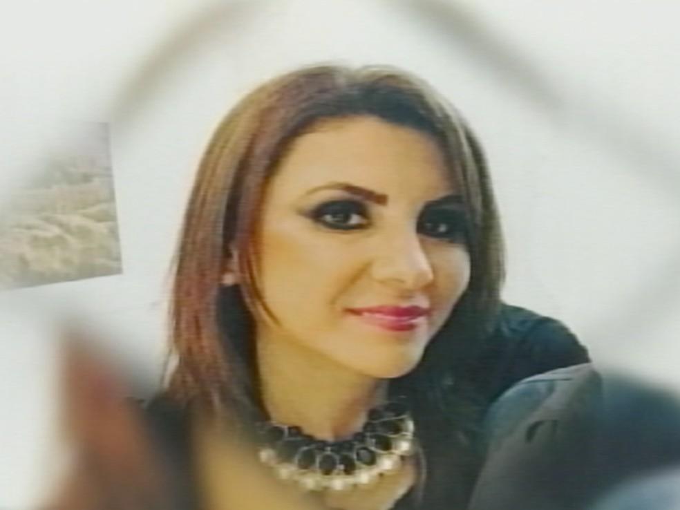 Sônia foi morta em 2015 em São Borja — Foto: Reprodução/RBS TV