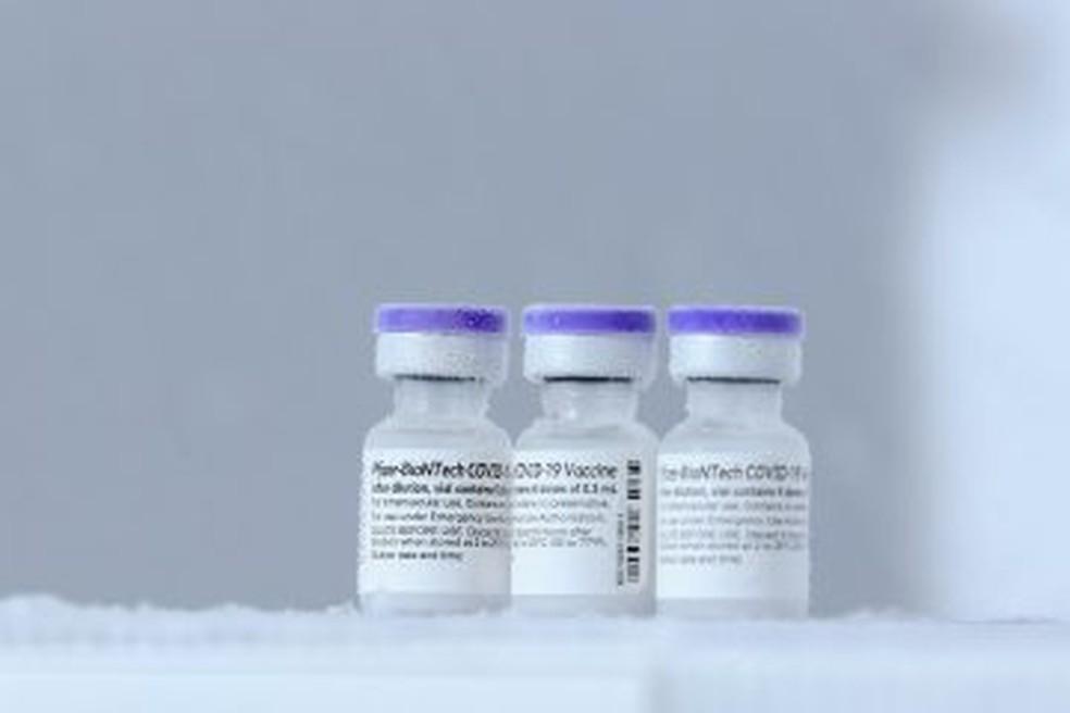 Bahia vai receber mais de um milhão de doses de vacinas contra Covid-19 — Foto: Divulgação / Sesab
