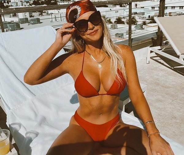 A modelo Madison LeCroy (Foto: Instagram)