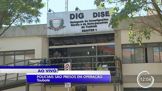PMs presos em operação cobravam propina de traficantes em Taubaté, SP