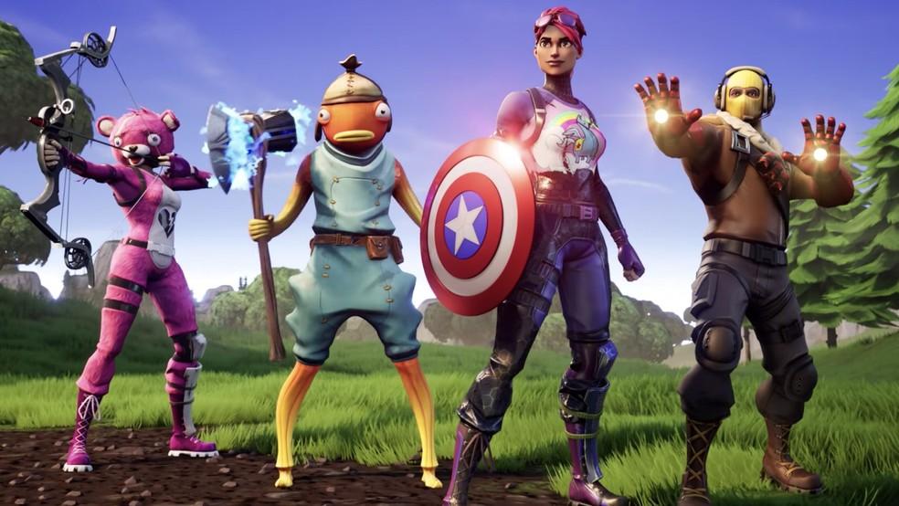 Fortnite Recebe Evento De Vingadores Ultimato Com Thanos No Patch